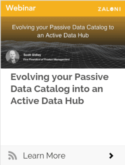 Evolving your Passive Data Catalog into an Active Data Hub