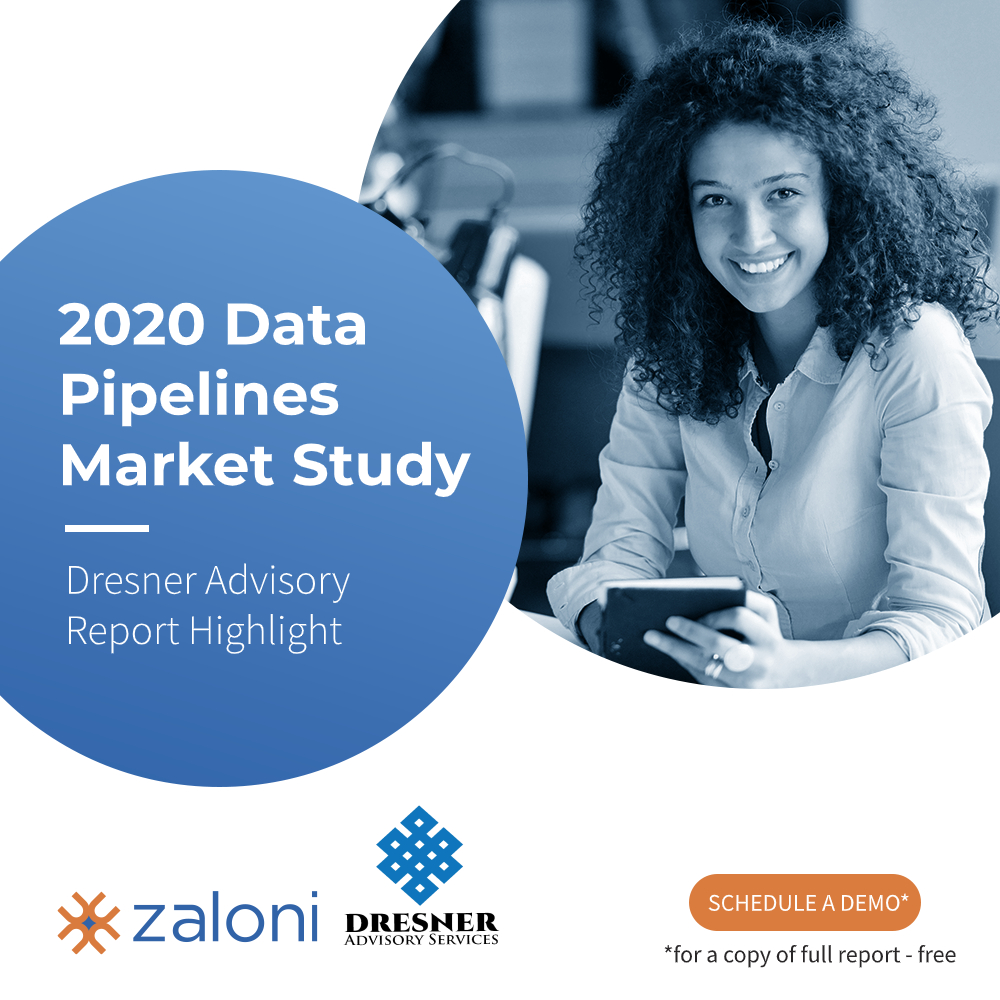 2020 data pipelines market study by dresner - get the full report
