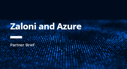 DataOps for Azure: Accelerate your Data with Zaloni Arena DataOps platform
