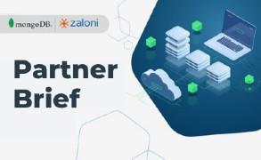 Improve data quality and governance with Zaloni and MongoDB