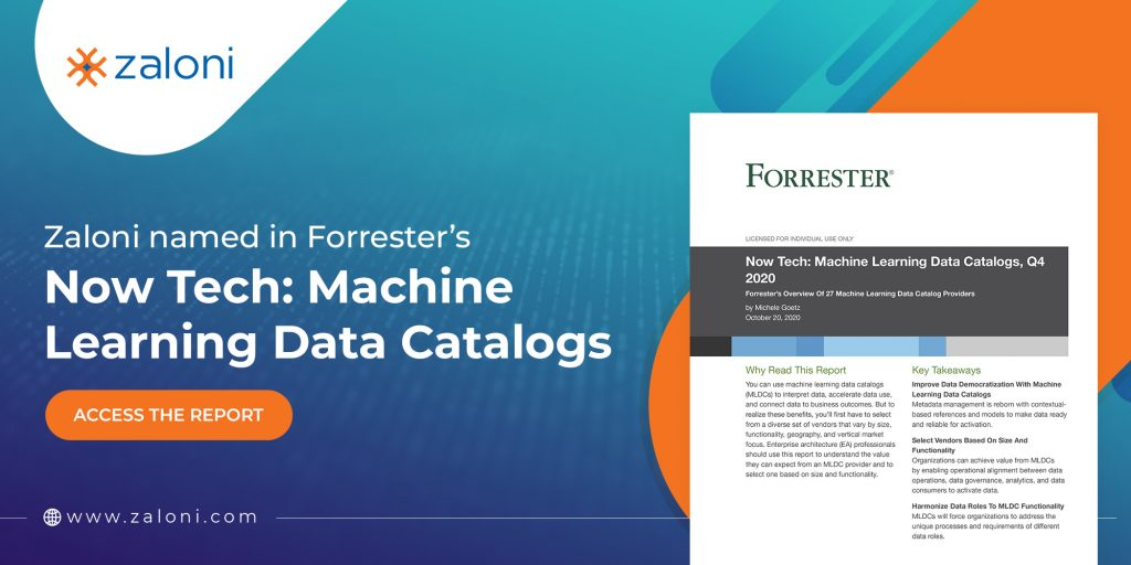 machine learning data catalog