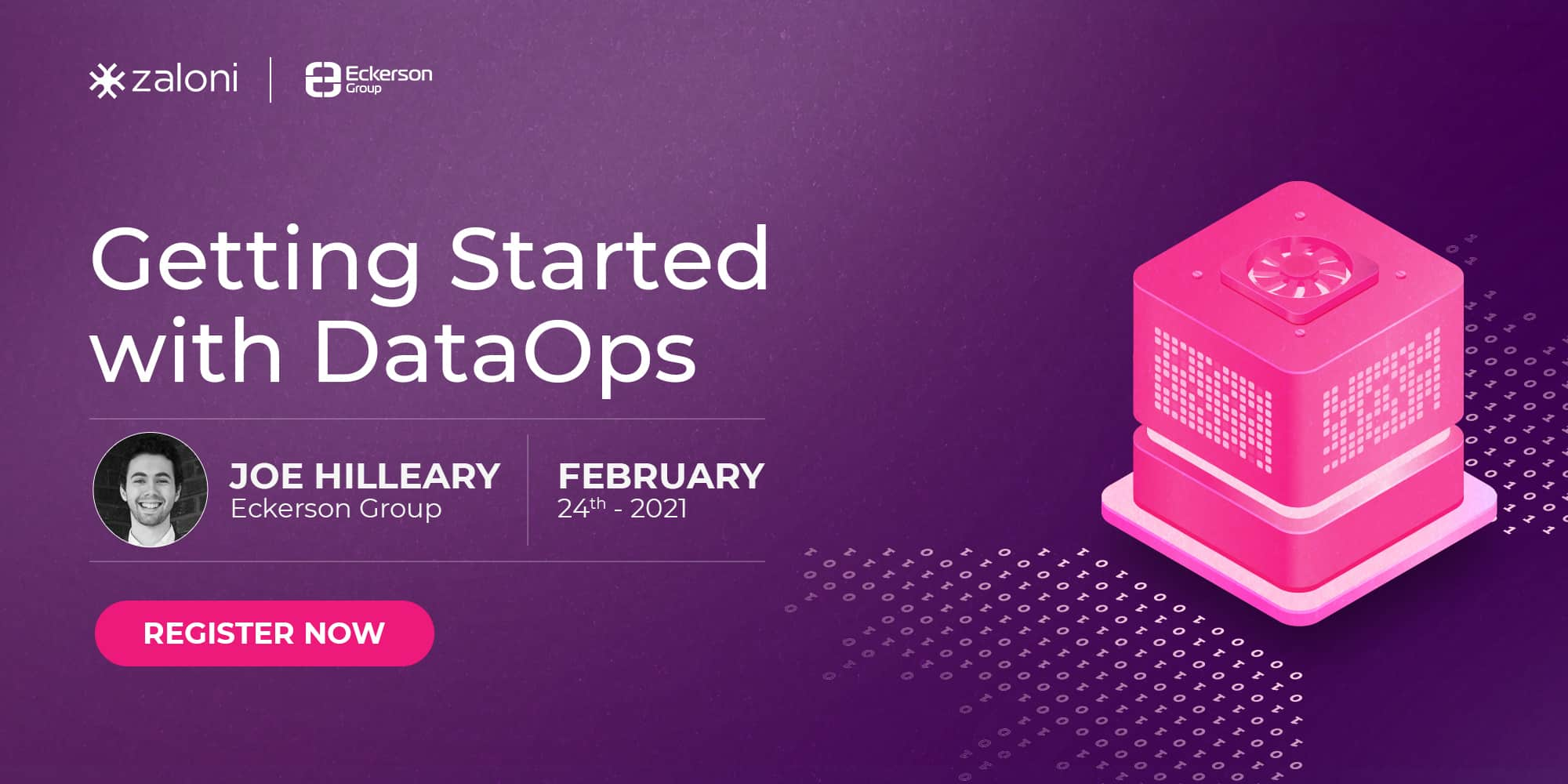 Getting Started with DataOps with Eckerson Group
