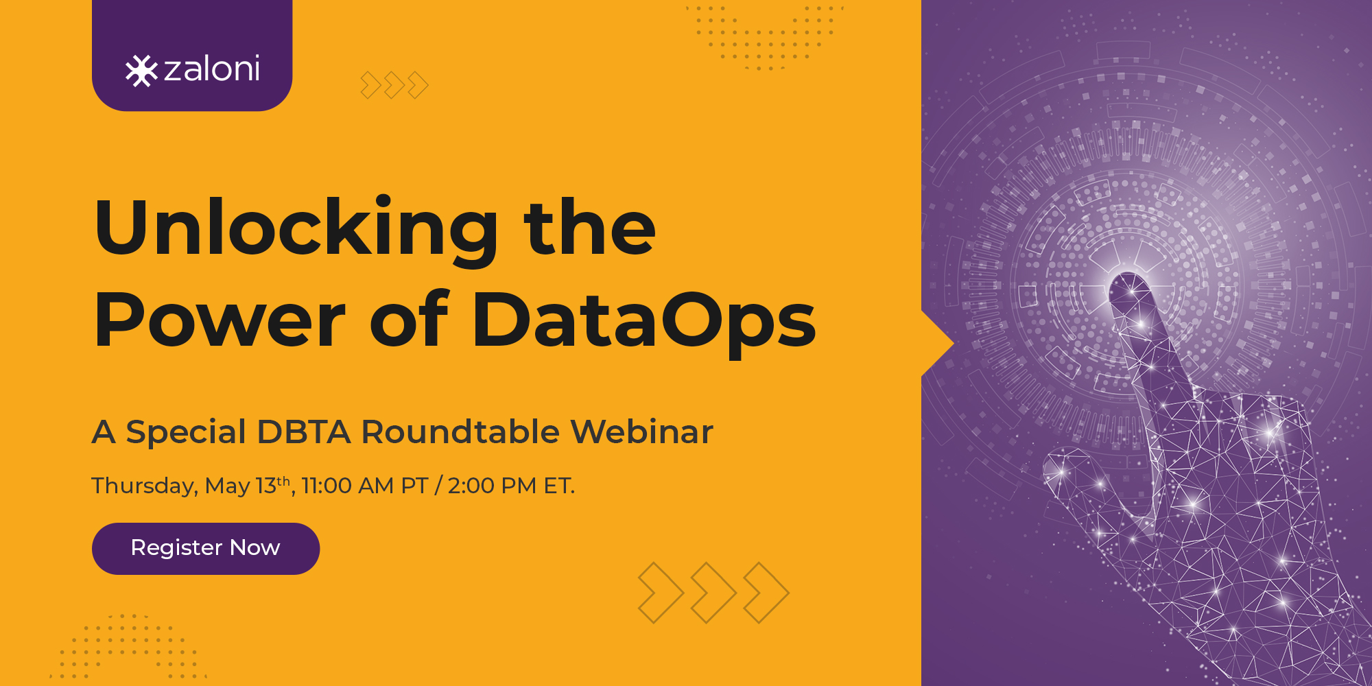 Unlocking the Power of DataOps – Special DBTA Roundtable Webinar