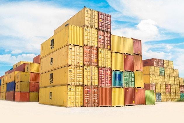 Multinational logistics company accelerates digital transformation