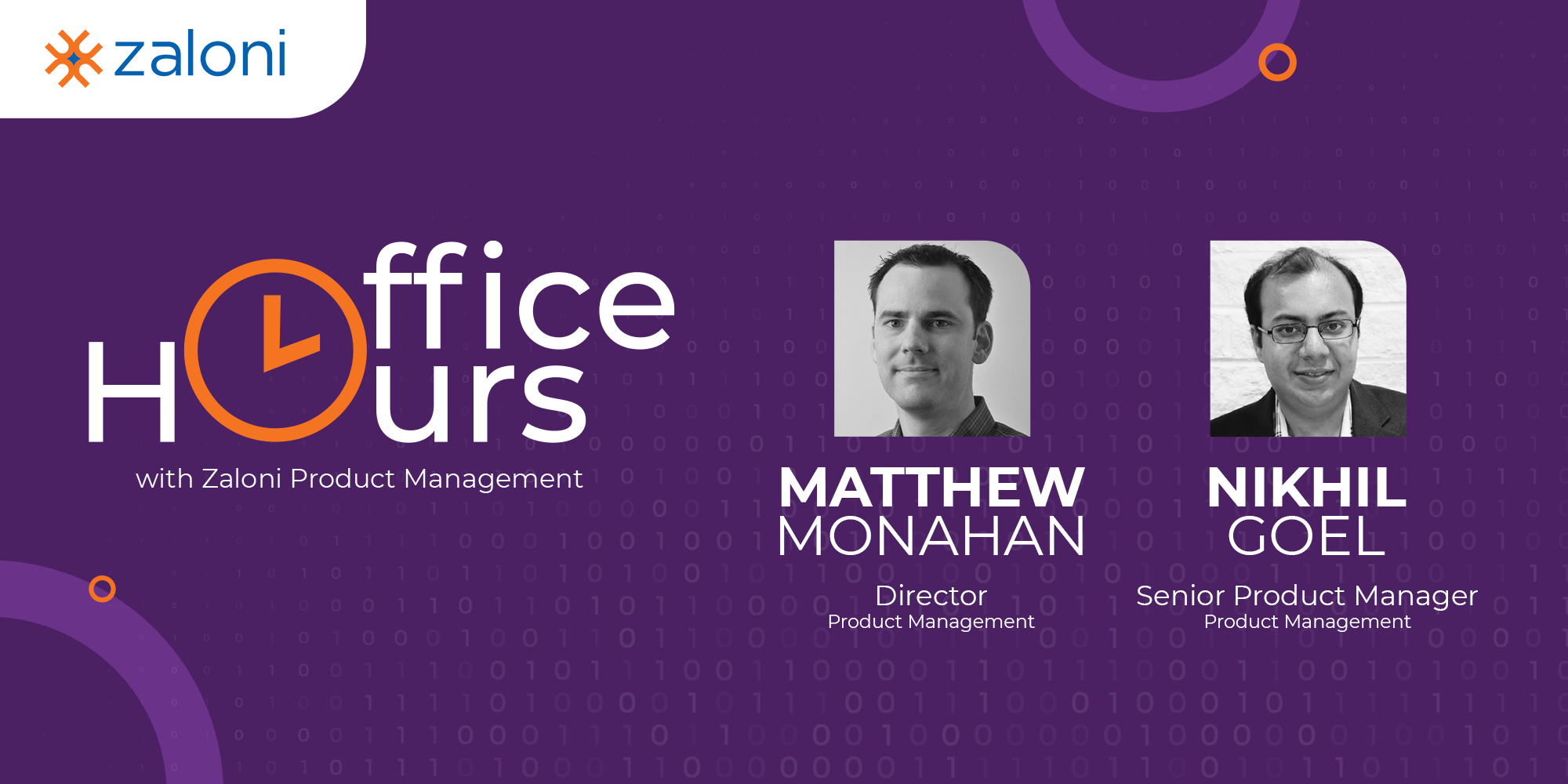 Introducing DataOps Office Hours with Zaloni's Product Management Team