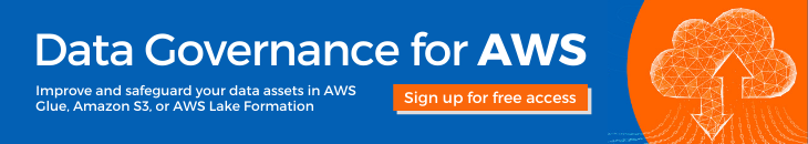 SaaS Data Governance for AWS