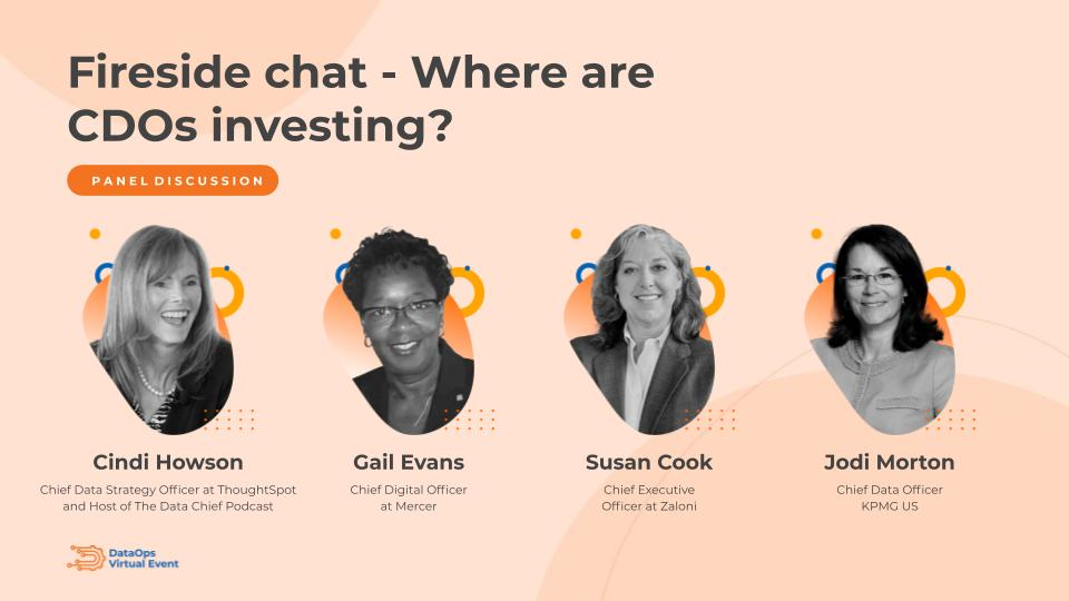 Where are CDOs investing? Fireside Chat