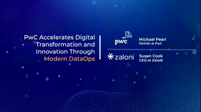 Digital Transformation & Innovation with Susan Cook, Zaloni & Mike Pearl, PwC